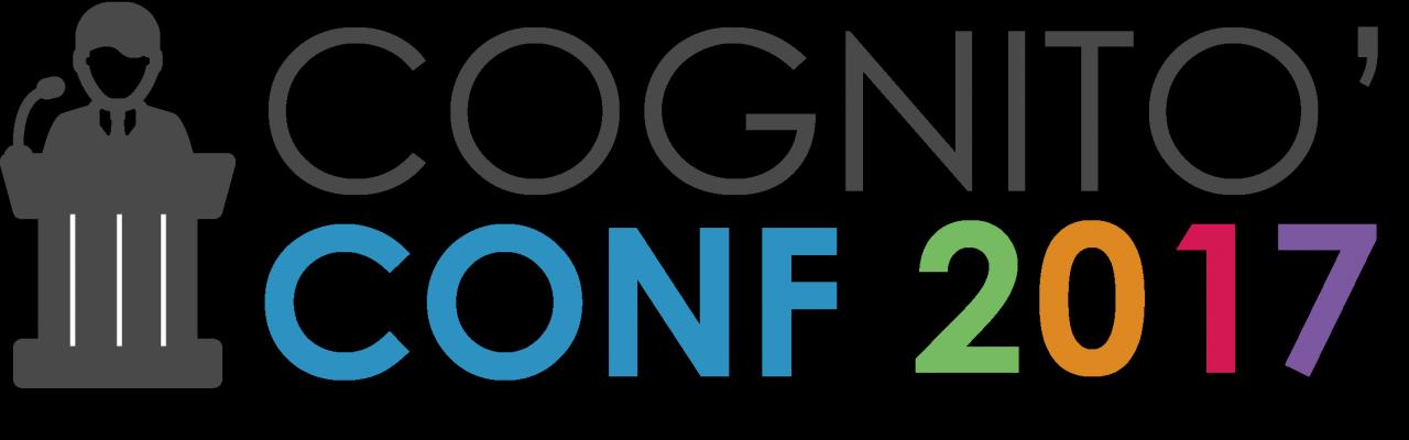 Cognito'Conf 2017