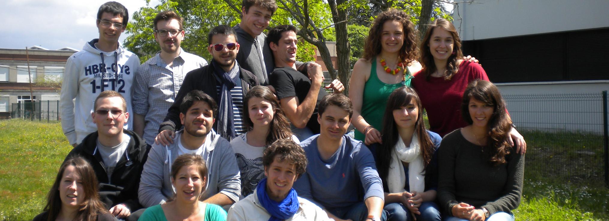 ENSEGID's Students Bureau