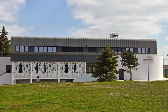 Bâtiment de l'ENSC